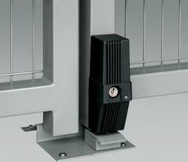 Электроригель это защита привода ворот со створкой шире, чем 3 метра.