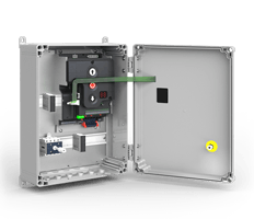 Специальный блок управления IP 65 (версия XL)