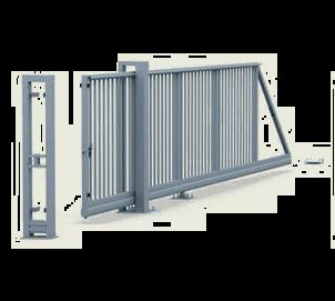 Раздвижные ворота Pi 130