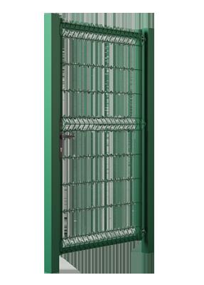 Калитка Modest заполнение решётчатой панелью Vega B