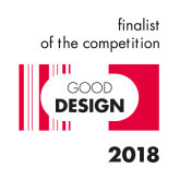 GOOD DESIGN 2018 award WISNIOWSKI HomeInclusive 2.0